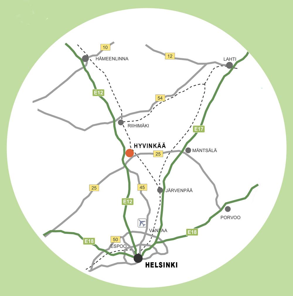 Lähestysmiskartta